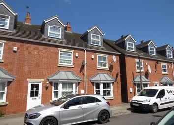 Thumbnail 3 bed end terrace house for sale in Robey Court, Robey Street, Lincoln