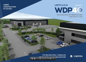 Thumbnail Warehouse to let in Unit 5, Wdp40, Wellesbourne Distribution Park, Loxley Road, Wellesbourne, Warwick, Warwickshire