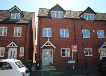 Thumbnail 4 bed detached house for sale in Foss Road, Hilton, Derby