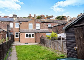Thumbnail 2 bedroom terraced house for sale in South Undercliff, Rye