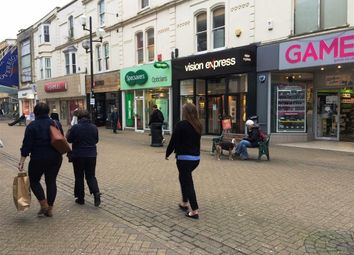 Thumbnail Commercial property for sale in Vision Express, 77, High Street, Weston-Super-Mare, Somerset