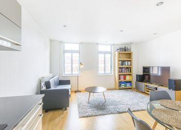 Thumbnail 1 bed flat to rent in Salton Square, London