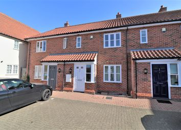 Joseph Close, Hadleigh, Ipswich, Suffolk IP7. 3 bed terraced house