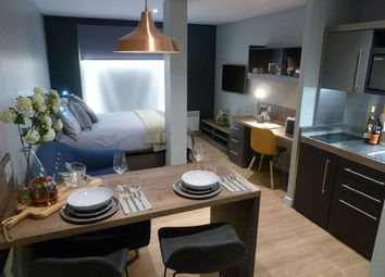 Thumbnail Studio to rent in Sheffield's Finest Student Accommodation, Crown House, Sheffield