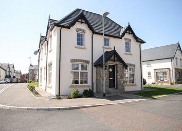 Thumbnail 4 bedroom detached house for sale in Bridgelea Manor, Conlig, Newtownards