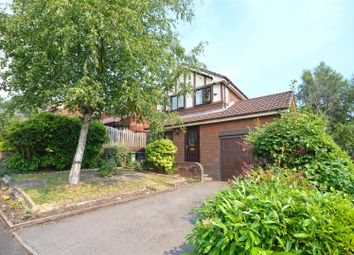 Thumbnail 3 bed detached house for sale in Breckland Close, Stalybridge