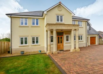 Thumbnail 5 bed detached house for sale in The Crescent, Crapstone, Yelverton, Devon