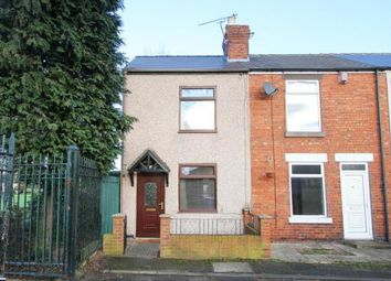 Thumbnail 2 bed end terrace house for sale in Hoole Street, Hasland, Chesterfield, Derbyshire