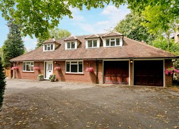 Thumbnail 4 bed detached house to rent in Cherry Garden Lane, Littlewick Green