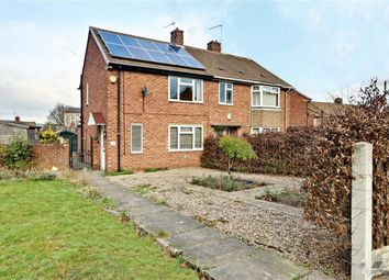 Thumbnail 2 bed semi-detached house for sale in Chantrey Avenue, Newbold, Chesterfield, Derbyshire
