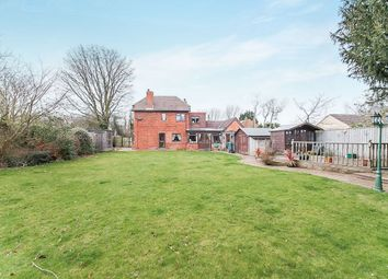 Thumbnail 4 bed detached house for sale in Brick Lane, East Halton, Immingham