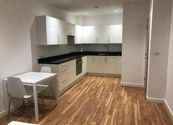 Thumbnail 1 bedroom flat to rent in 8 Elmira Way, Manchester