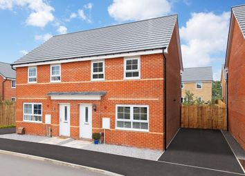 """Thumbnail 3 bedroom semi-detached house for sale in """"Maidstone"""" at Station Road, Methley, Leeds"""