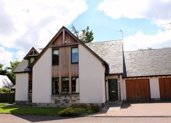 Thumbnail 4 bed link-detached house for sale in Mercer Green, Meikleour, Blairgowrie