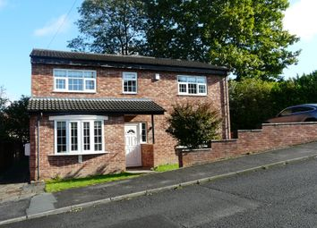 Thumbnail 3 bedroom detached house for sale in Woodthorpe Glades, Sandal, Wakefield