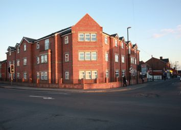 Thumbnail 2 bed flat to rent in Aberford Road, Garforth, Leeds