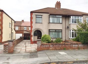 Thumbnail 3 bed property to rent in Grosvenor Avenue, Crosby, Liverpool
