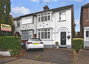 Thumbnail 4 bed semi-detached house for sale in Malvina Avenue, Gravesend, Kent