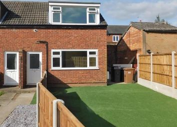 Thumbnail 2 bedroom semi-detached house to rent in Lodge Mews, Aston-On-Trent, Derby