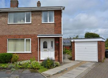 Thumbnail 3 bed semi-detached house for sale in Greenacres Close, Brayton
