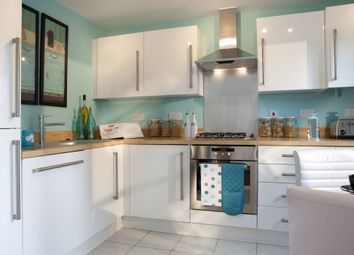 "Thumbnail 4 bed semi-detached house for sale in ""Woodcote"" at Croft Drive, Moreton, Wirral"