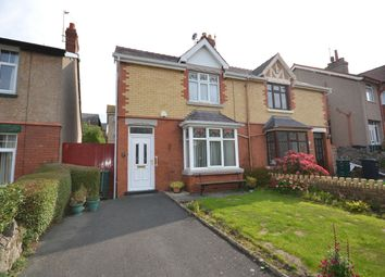 Thumbnail 3 bed semi-detached house for sale in Coed Coch Road, Abergele
