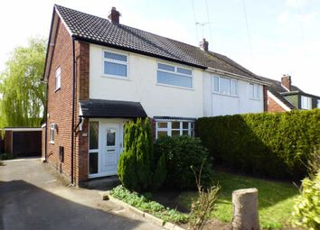 Thumbnail 3 bed semi-detached house for sale in Dukes Crescent, Sandbach