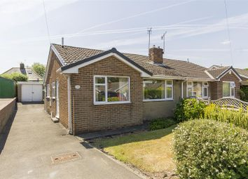 Thumbnail 2 bed semi-detached bungalow for sale in Barholme Close, Upper Newbold, Chesterfield