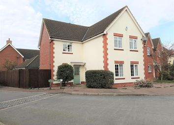 Thumbnail 4 bed detached house for sale in Lynn Close, Thorpe St. Andrew, Norwich
