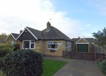 Thumbnail 3 bed detached bungalow for sale in Rolston Road, Hornsea, East Yorkshire