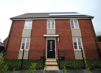 Thumbnail 4 bed detached house to rent in Mulligan Drive, Exeter