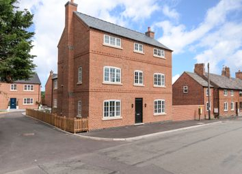 Thumbnail 5 bed detached house for sale in Main Street, Long Whatton, Loughborough, Leicestershire