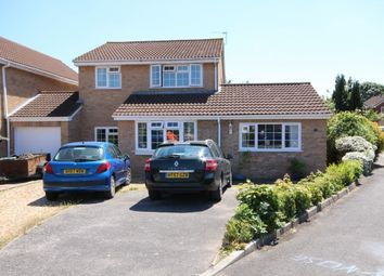 Thumbnail 4 bed detached house for sale in Stratton Close, Bridgwater