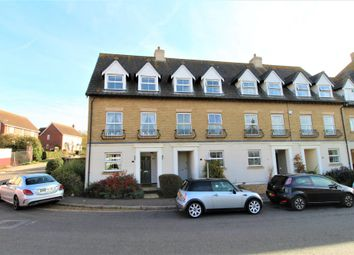 Thumbnail 4 bedroom town house for sale in Robin Crescent, Stanway, Colchester