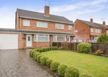 Thumbnail 3 bed semi-detached house for sale in Blount Terrace, Kidderminster
