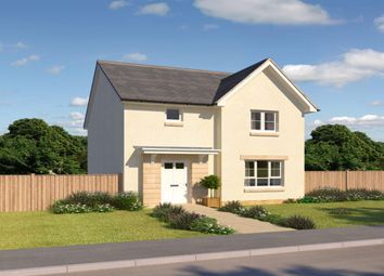 "Thumbnail 3 bed detached house for sale in ""Craigend"" at Abbey Road, Elderslie, Johnstone"