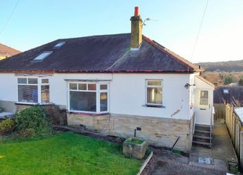 Thumbnail 2 bed bungalow to rent in Oakfield Drive, Baildon, Shipley