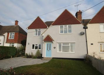 Thumbnail 4 bed semi-detached house for sale in West End, Susans Hill, Woodchurch, Kent