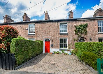 Thumbnail 2 bedroom terraced house for sale in Sandiway Road, Altrincham