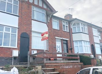 Thumbnail 3 bed terraced house for sale in St Saviours Road, Leicester