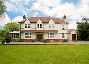 Thumbnail 5 bed detached house for sale in Handcross Road, Plummers Plain, Horsham, West Sussex