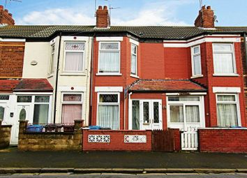 Thumbnail 2 bed terraced house to rent in Hereford Street, Hull