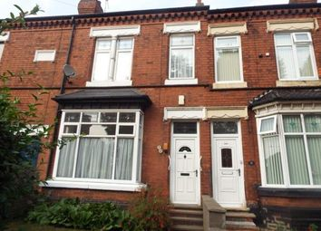 Thumbnail 4 bedroom terraced house for sale in Hob Moor Road, Small Heath, Birmingham, West Midlands