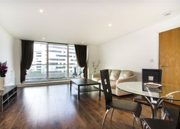 Thumbnail 2 bed flat to rent in Fathom Court, 2 Basin Approach, London