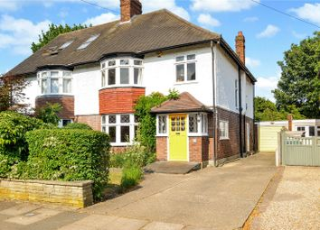 Thumbnail 4 bed semi-detached house for sale in Kidbrooke Grove, London