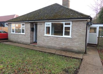 Thumbnail 2 bed detached bungalow to rent in Millers Lane, Wimbotsham