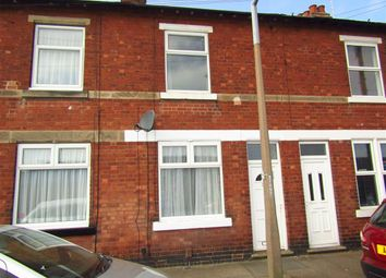 Thumbnail 2 bed terraced house to rent in Nathaniel Road, Long Eaton, Nottingham