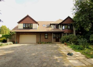 Thumbnail 5 bed detached house for sale in Oxenden Wood Road, Orpington