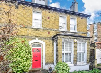 Thumbnail 3 bed flat for sale in Cavendish Road, Sutton, Surrey