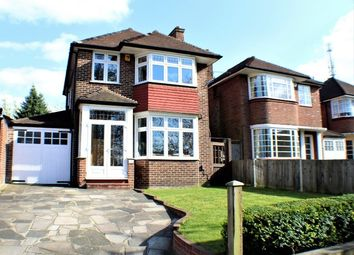 Thumbnail 3 bed detached house for sale in Plum Lane, London